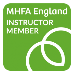 MHFA Instructor Member Badge_Green Small
